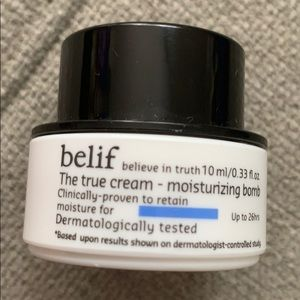 Face cream by belif